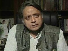 "Rahul Gandhi Taking Congress Defeat ""On The Chin"", Says Shashi Tharoor"
