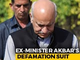 "Video : MJ Akbar Sticks With ""Can't Recall"" For Sexual Harassment Allegations"