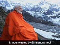 A Day After Meditation In Kedarnath Cave, PM Meets Pilgrims In Badrinath
