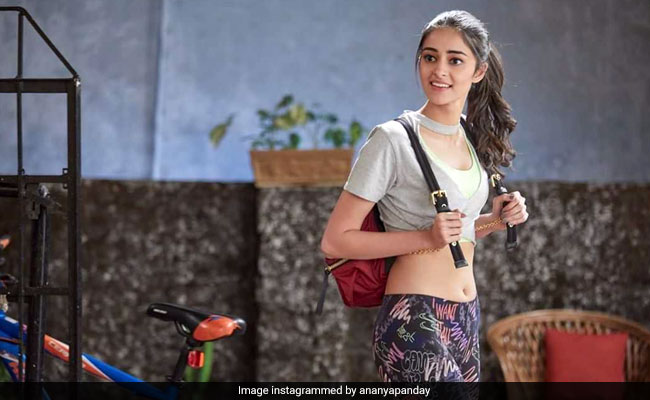 Ananya Panday Thanks Fans For 'Accepting' Her Character In Student Of The Year 2