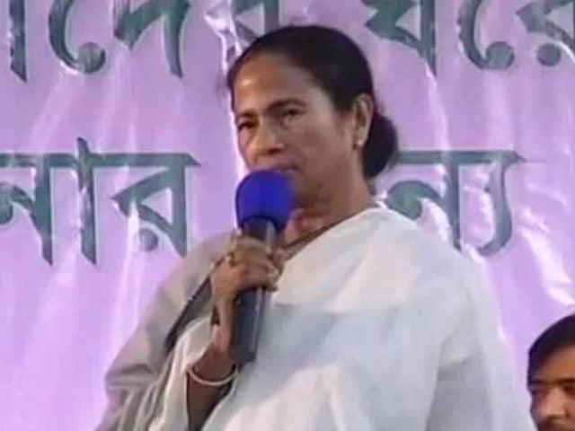 Video : ফের জয় শ্রী রাম ধ্বনি শুনে মেজাজ হারালেন মমতা বন্দ্যোপাধ্যায়