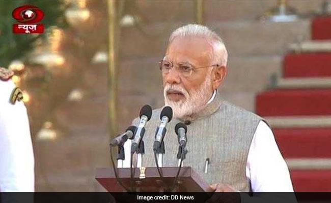 PM Modi Keeps Getting Congratulatory Calls On Lok Sabha Poll Victory
