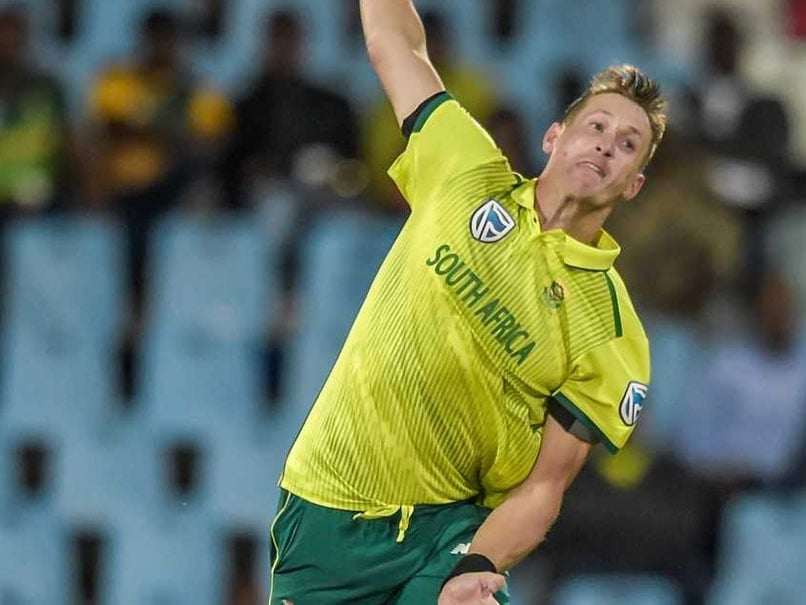 Chris Morris Replaces Injured Anrich Nortje In South Africa's World Cup 2019 Squad
