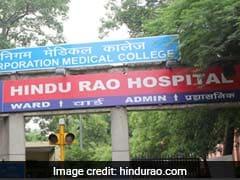 दिल्ली : हिंदूराव अस्पताल के डॉक्टरों ने सैलरी की मांग को लेकर किया प्रदर्शन, अप्रैल से नहीं मिला वेतन