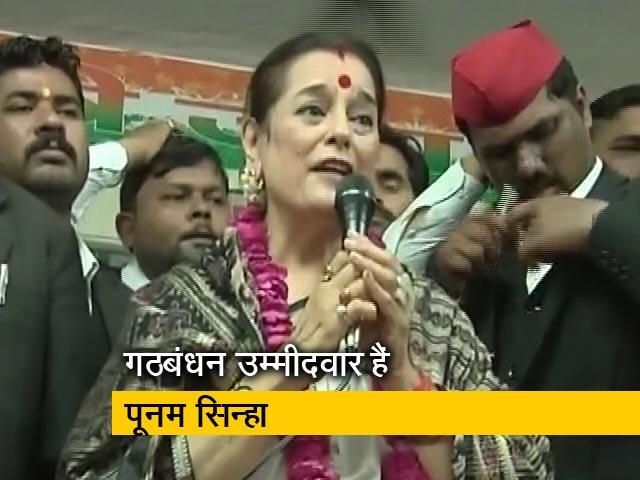Videos : सिटी सेंटर : लखनऊ में राजनाथ vs पूनम सिन्हा, प्रियंका का मोदी सरकार पर हमला