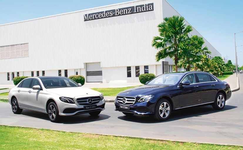 The BS6 Compliant E Class has been launched in both petrol and diesel variants.
