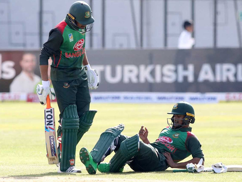 Bangladesh Sweat Over Shakib Al Hasan Fitness Before Tri-Series Final Against Windies