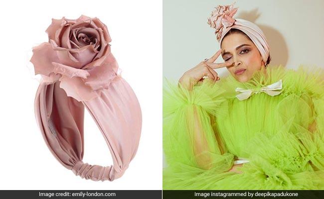Cannes 2019: वायरल हुआ Deepika Padukone का टर्बन लुक, कीमत जान आप रह जाएंगे हैरान