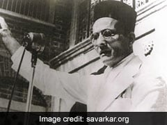 Madhya Pradesh Principal Suspended Over Notebooks With VD Savarkar Image