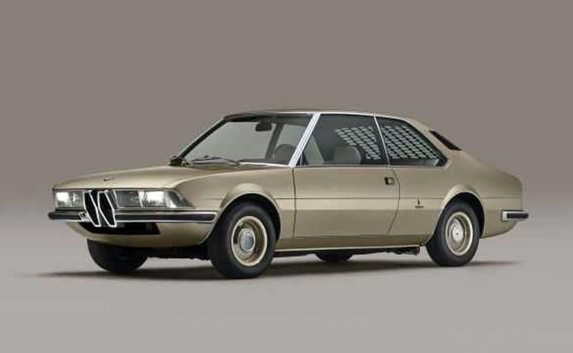 The original BMW Garmisch was developed by Bertone as an independent design proposal