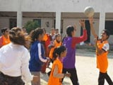 Video : This NGO Promotes Netball As Self Defence Training For Adolescent Girls