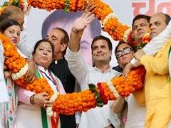Election Results 2019 Live Updates  : अमेठी से स्मृति ईरानी आगे, कांग्रेस अध्यक्ष राहुल गांधी पीछे, एनडीए 173 सीटों पर आगे