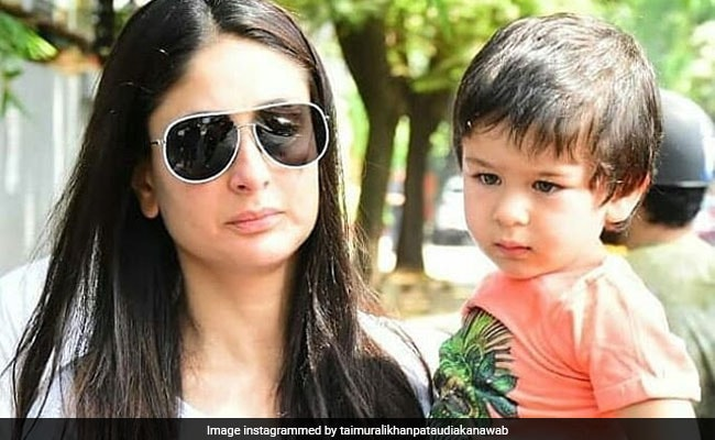 Taimur Ali Khan Does Not Eat Anything At Birthday Parties! Here's Why