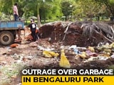 Video : Garbage Clogs Bengaluru's Largest And Oldest Green Lung