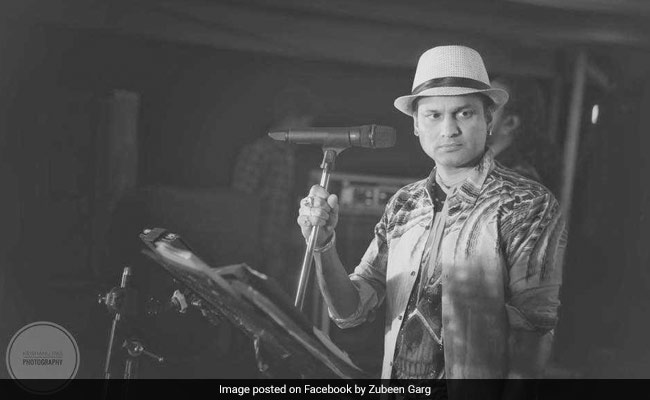 Assamese Singer Zubeen Writes To ULFA-I, Calls For Peace