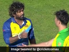 Watch: Lasith Malinga Shares Trade Secrets With Marcus Stoinis In Viral Video