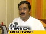 "Video : ""Mamata Banerjee's Government Won't Survive Till 2021"": BJP Leader"