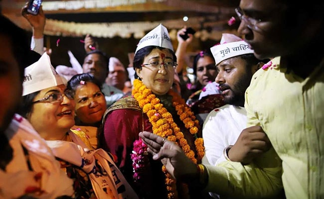 Delhi Court Grants Bail To AAP Leader Atishi, Others In Defamation Case