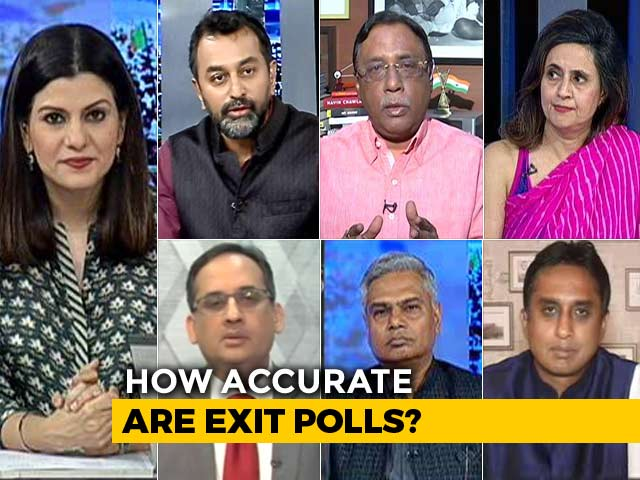 Video : BJP, Allies To Cross 300, According To Poll Of Polls