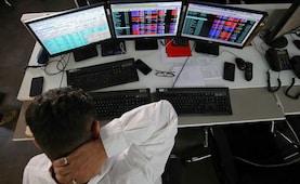 Sensex Slumps 587 Points, Nifty Below 10,750 As Markets Hit 6-Month Low