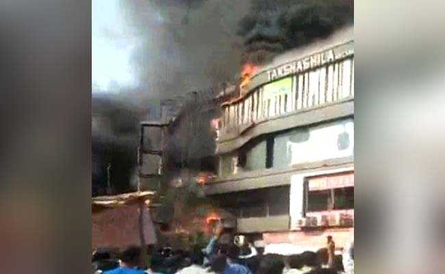Surat Fire: PM Modi, Rahul Gandhi And Gujarat Chief Minister Send Messages Of Support