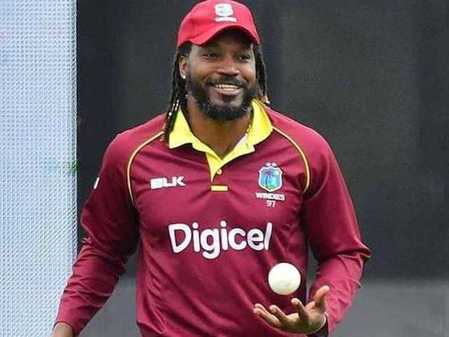 Chris Gayle Appointed Vice-Captain Of Windies World Cup Team