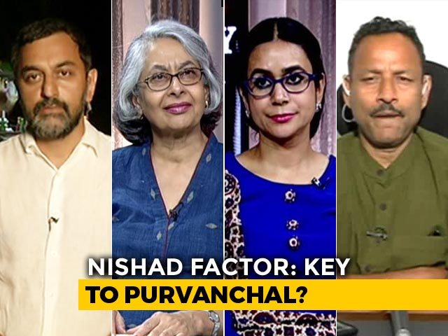 Video : Uttar Pradesh Lok Sabha Elections: Battle For The Nishad Vote