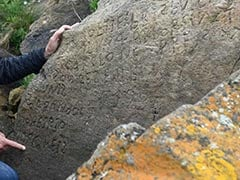 French Village Offers Reward To Solve Mysterious 230-Year-Old Inscription