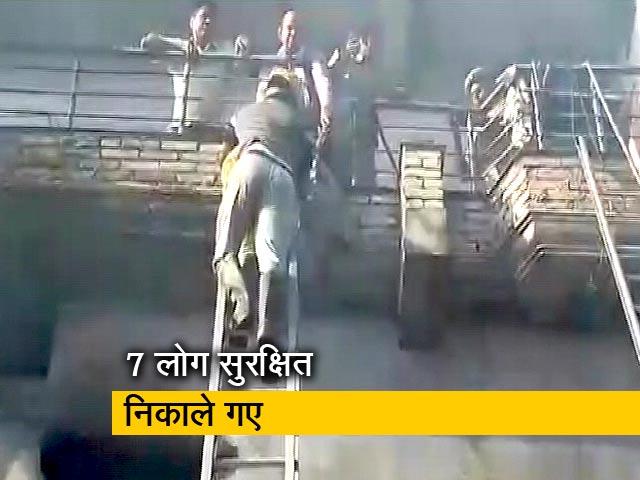 Videos : कानपुर के गोदाम में लगी भीषण आग