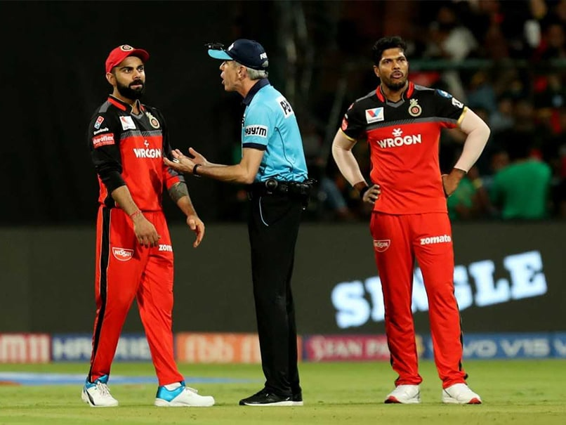 IPL Management Will Look Into Umpire Nigel Llong