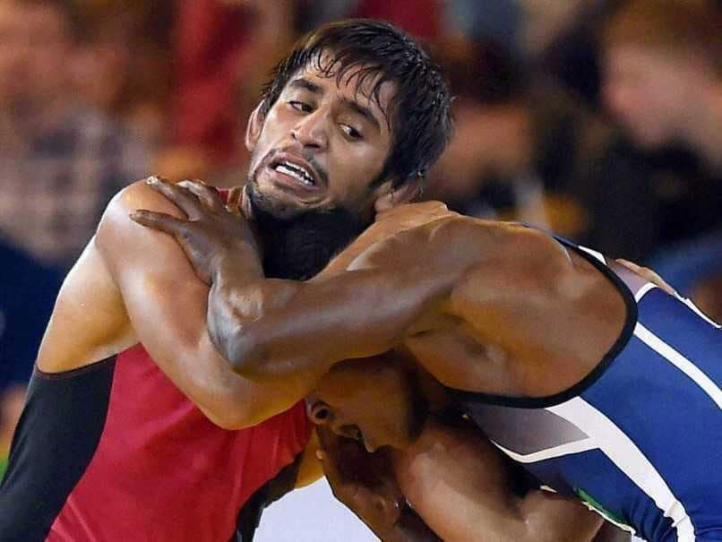 Bajrang Punia Wins Gold At Ali Aliev Wrestling Tournament