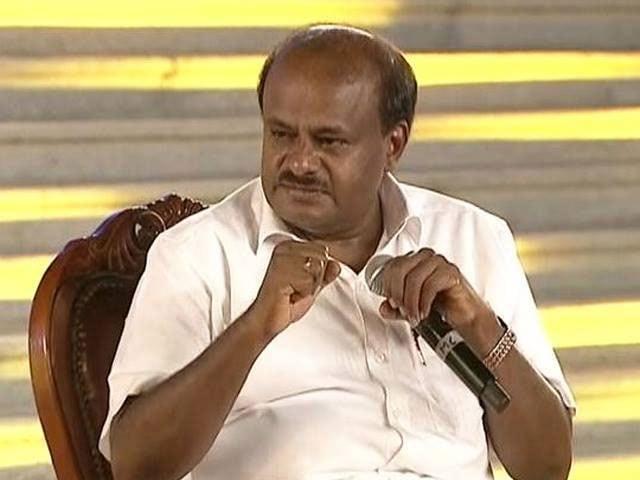 कर्नाटक CM का दावा: JDS विधायक को BJP नेता ने दिया 10 Cr. का ऑफर, कहा- कल शाम तक गिर जाएगी सरकार