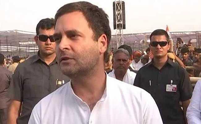 'Progressive Forces Vs BJP-RSS Ideology': Rahul Gandhi's Take On Polls