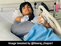 Neeraj Chopra Undergoes Elbow Surgery, Doubtful For World Championships