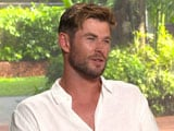 Video: Chris Hemsworth On <i>MIB: International</i> And More