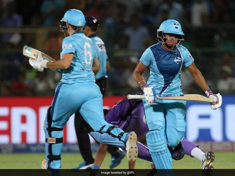 Harmanpreet Kaur Leads Supernovas To Womens T20 Challenge Title
