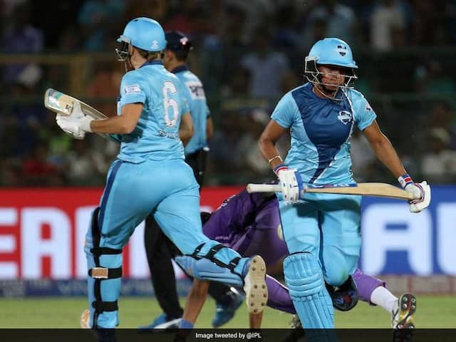 Harmanpreet Kaur Leads Supernovas To Womens T20 Challenge Title