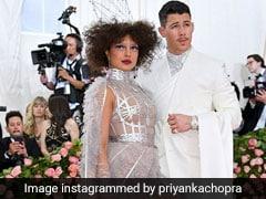 Met Gala 2019: Priyanka Chopra Camps It Up In Dramatic Dior And Unreal Make-Up