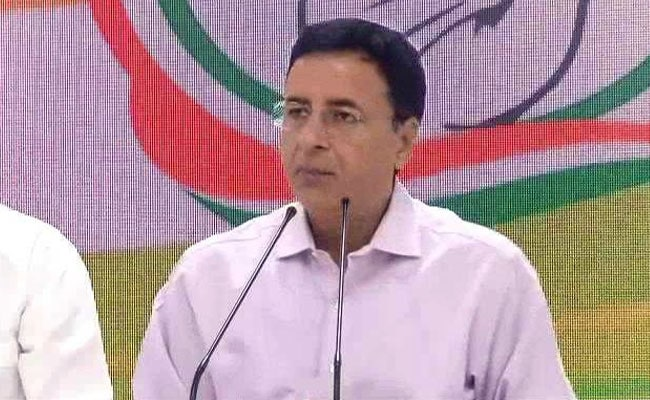 Can Floor Test Be Held Without Right To Issue Whip: Randeep Surjewala