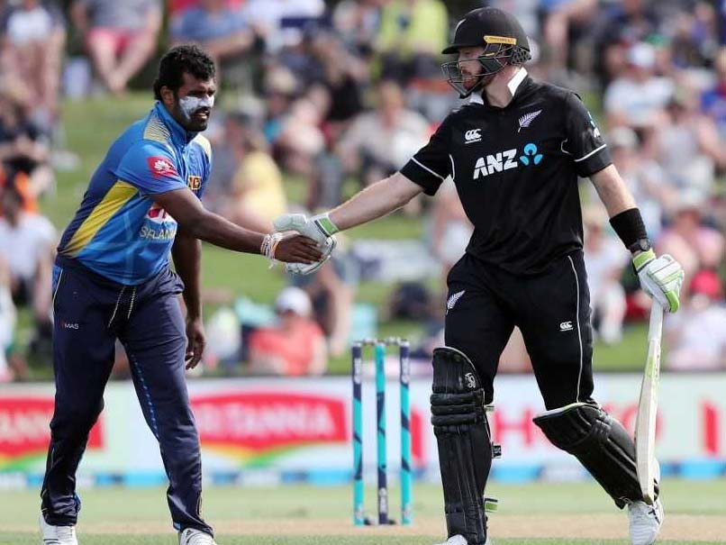 New Zealand aim for confident start against Sri Lanka
