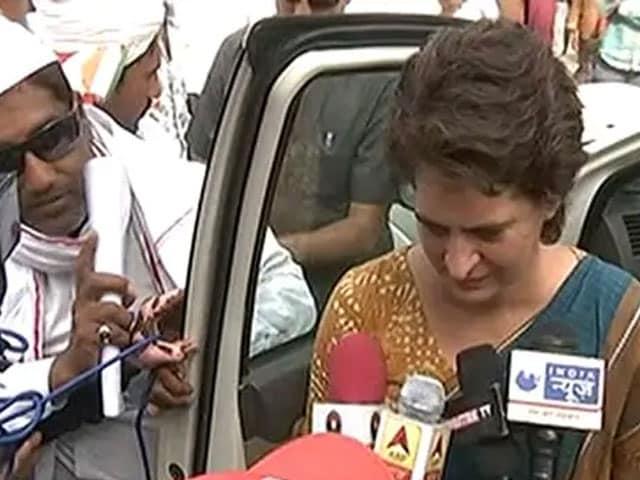 Video : ভাই সম্পর্কে কী বললেন প্রিয়াঙ্কা গান্ধী