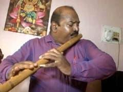 Karnataka Head Constable Turns Fiber Baton Into Flute