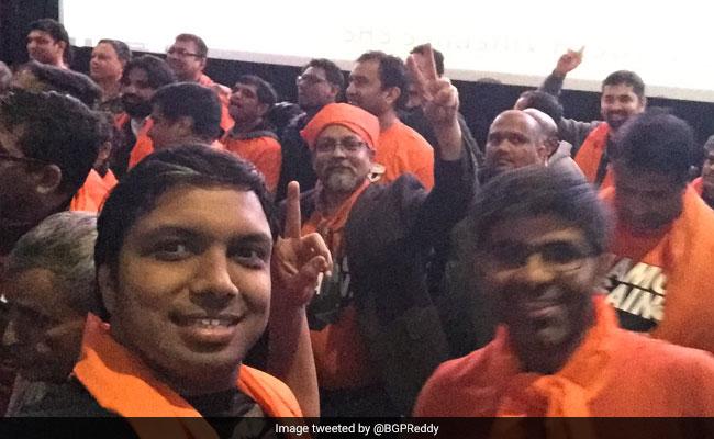 नरेंद्र मोदी को फिर PM बनते देखने के लिए लोगों ने बुक किया सिनेमा हॉल, लगे मोदी-मोदी के नारे...