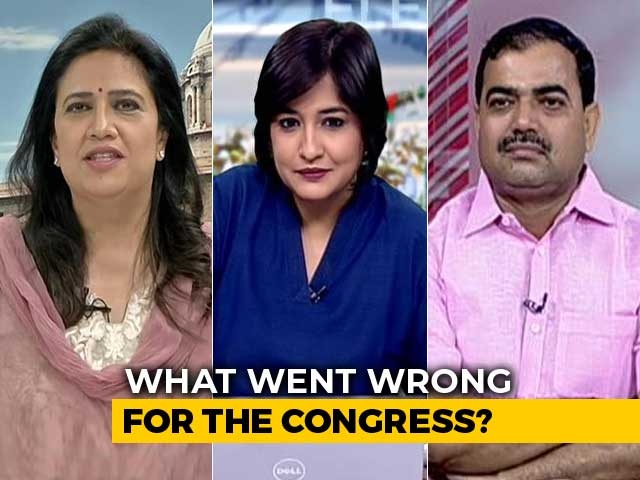 Congress's Top Leaders Meet To Dissect Epic Election Fail