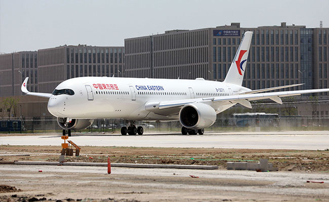 Test Flights Begin At New Chinese Mega Airport, Set To Be World's Busiest