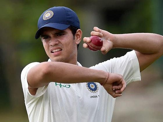 मुंबई टी20 लीग में खेलते दिखेंगे अर्जुन तेंदुलकर, जानें कितनी राशि की लगी बोली