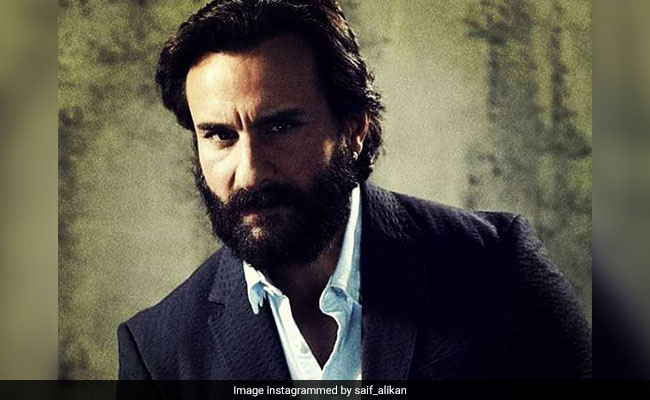 Saif Ali Khan's Killer Response To Being Trolled About Nawab Title