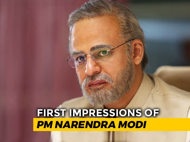 First Impressions Of PM Narendra Modi