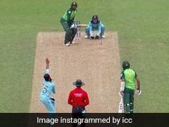 VIDEO: अंग्रेज खिलाड़ी ने लिया एक हाथ से कैच, ICC ने कहा- कभी देखा ऐसा कैच, फैन्स बोले- 'IPL में बहुत देखा है...'