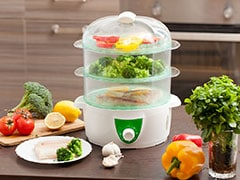 8 Multi-Purpose Food Steamers To Get To Healthy Eating